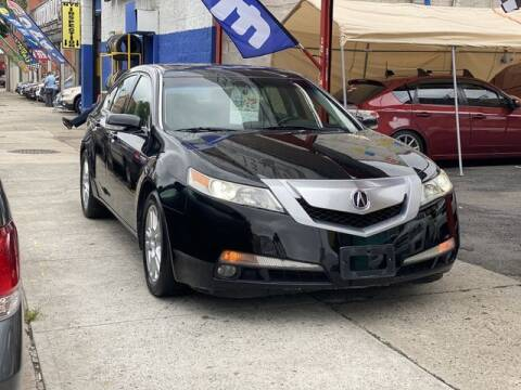 2009 Acura TL for sale at New 3 Way Auto Sales in Bronx NY