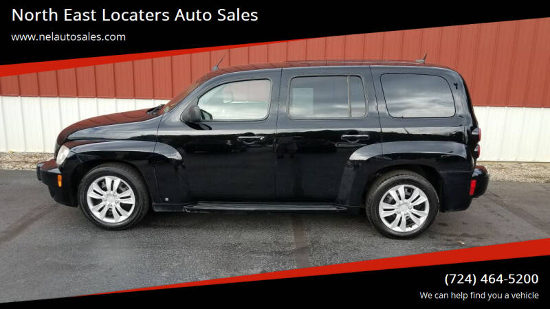 2008 Chevrolet HHR for sale at North East Locaters Auto Sales in Indiana PA