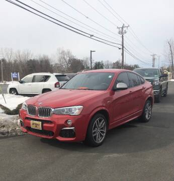 2017 BMW X4 for sale at GT Toyz Motor Sports & Marine in Halfmoon NY