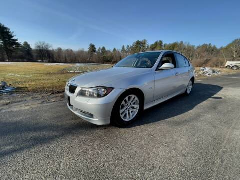 2006 BMW 3 Series for sale at ds motorsports LLC in Hudson NH