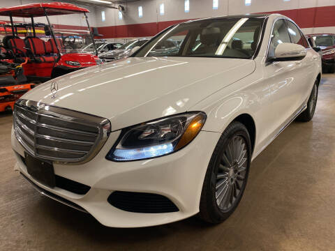 2015 Mercedes-Benz C-Class for sale at Columbus Powersports in Columbus OH
