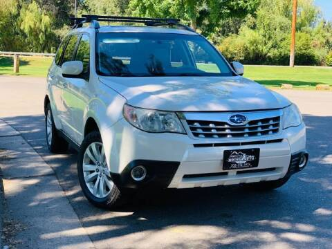 2013 Subaru Forester for sale at Boise Auto Group in Boise ID