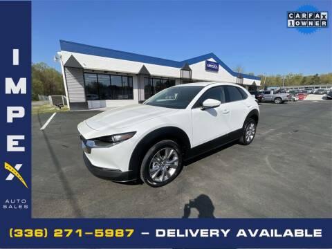 2020 Mazda CX-30 for sale at Impex Auto Sales in Greensboro NC