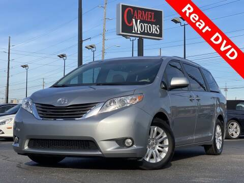 2012 Toyota Sienna for sale at Carmel Motors in Indianapolis IN
