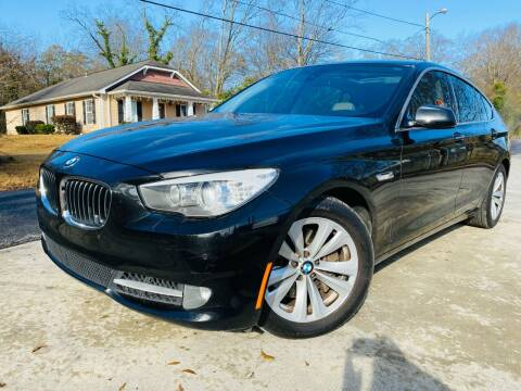 2010 BMW 5 Series for sale at Cobb Luxury Cars in Marietta GA