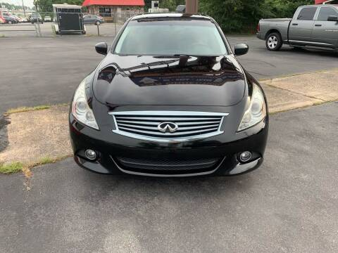 2012 Infiniti G37 Sedan for sale at Car Connection in Little Rock AR