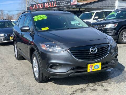 2013 Mazda CX-9 for sale at Milford Auto Mall in Milford MA