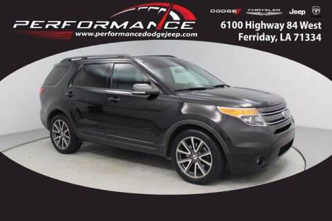 2015 Ford Explorer for sale at Auto Group South - Performance Dodge Chrysler Jeep in Ferriday LA