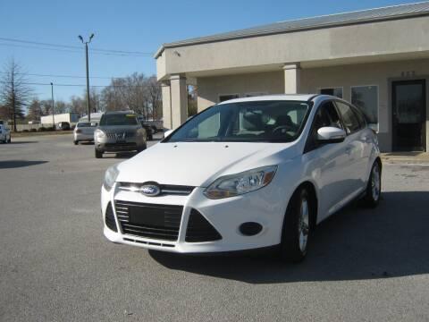 2014 Ford Focus for sale at Premier Motor Co in Springdale AR