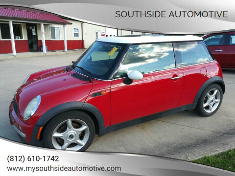 2004 MINI Cooper for sale at Southside Automotive in Washington IN