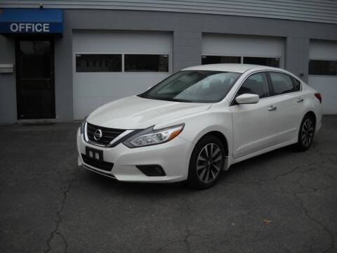 2016 Nissan Altima for sale at Best Wheels Imports in Johnston RI
