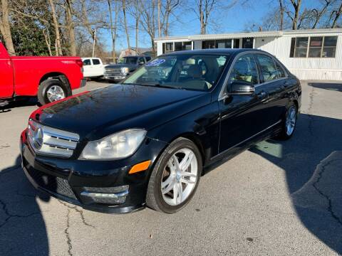 2013 Mercedes-Benz C-Class for sale at Diana Rico LLC in Dalton GA