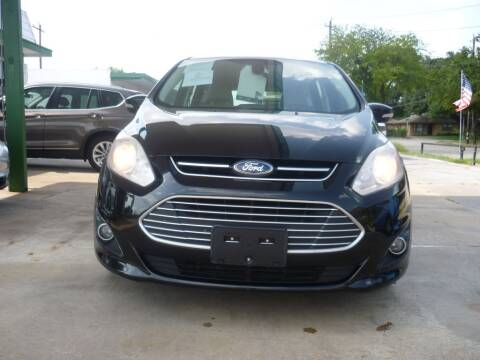 2013 Ford C-MAX Energi for sale at Auto Outlet Inc. in Houston TX