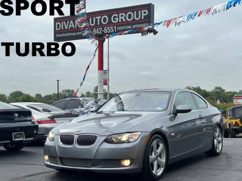 2007 BMW 3 Series for sale at Divan Auto Group in Feasterville Trevose PA