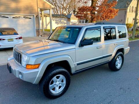 2008 Jeep Commander for sale at Jordan Auto Group in Paterson NJ