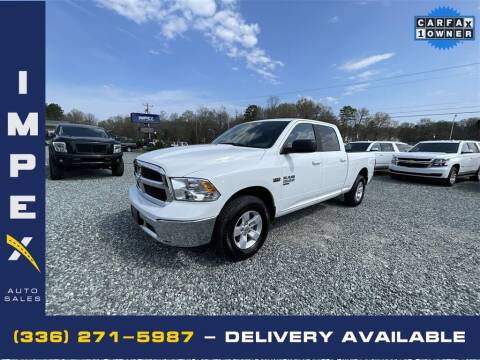 2019 RAM Ram Pickup 1500 Classic for sale at Impex Auto Sales in Greensboro NC
