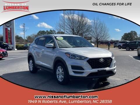 2019 Hyundai Tucson for sale at Nissan of Lumberton in Lumberton NC
