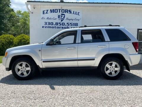 2007 Jeep Grand Cherokee for sale at EZ Motors in Deerfield OH