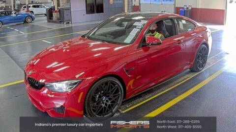 2020 BMW M4 for sale at Fishers Imports in Fishers IN