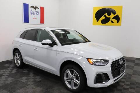 2021 Audi Q5 for sale at Carousel Auto Group in Iowa City IA