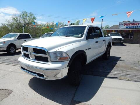 2009 Dodge Ram Pickup 1500 for sale at Dave's discount auto sales Inc in Clearfield UT