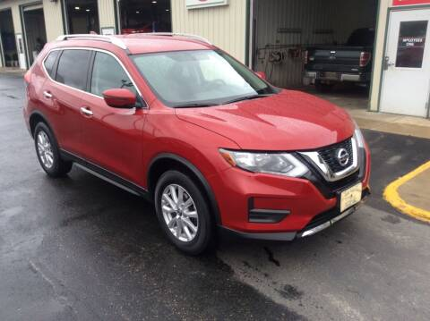 2017 Nissan Rogue for sale at TRI-STATE AUTO OUTLET CORP in Hokah MN