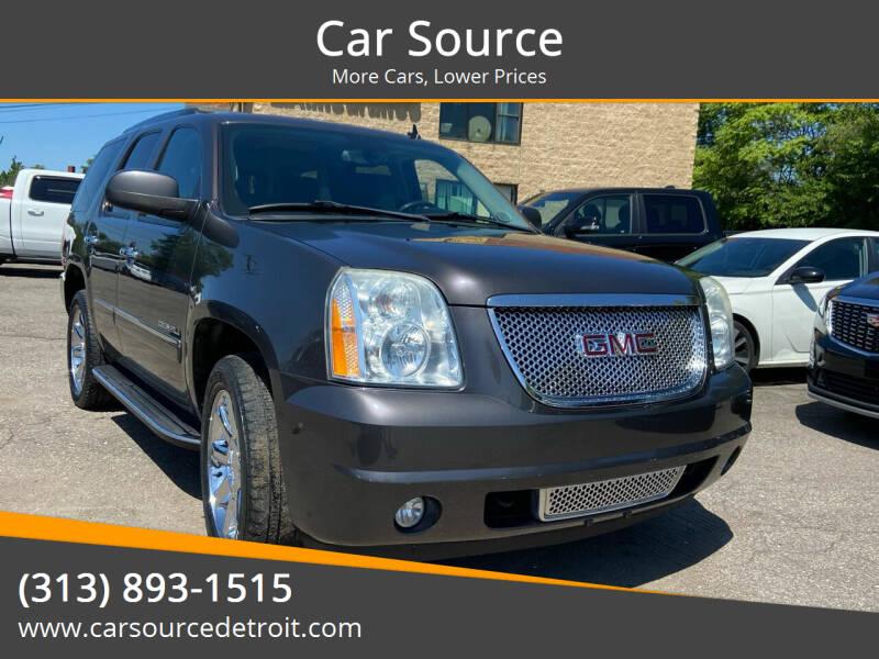 2011 GMC Yukon for sale at Car Source in Detroit MI