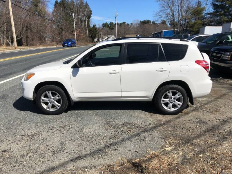 2011 Toyota RAV4 for sale at Perrys Auto Sales & SVC in Northbridge MA