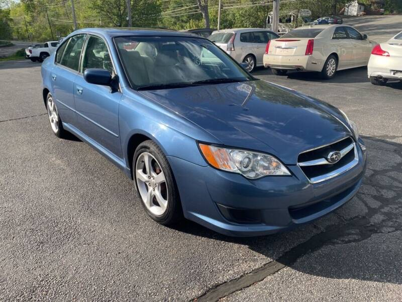 2008 Subaru Legacy for sale at Premier Automart in Milford MA