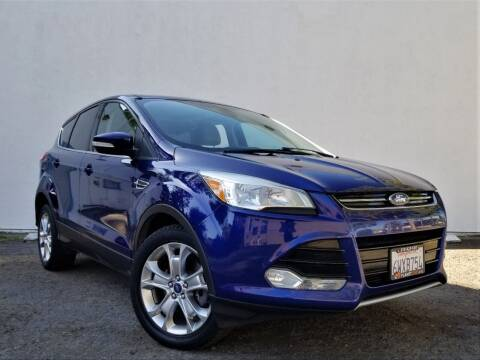 2013 Ford Escape for sale at Planet Cars in Berkeley CA