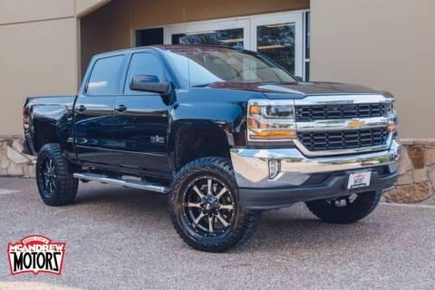 2017 Chevrolet Silverado 1500 for sale at Mcandrew Motors in Arlington TX