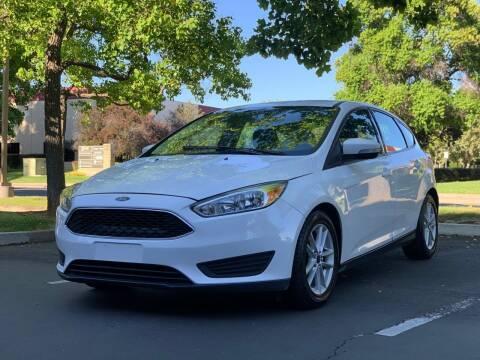 2015 Ford Focus for sale at TREE CITY AUTO in Rancho Cordova CA