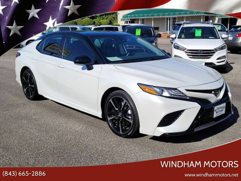 2019 Toyota Camry for sale at Windham Motors in Florence SC