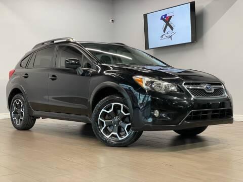2015 Subaru XV Crosstrek for sale at TX Auto Group in Houston TX