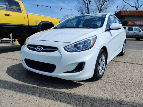 2017 Hyundai Accent for sale at Lamarina Auto Sales in Dearborn Heights MI