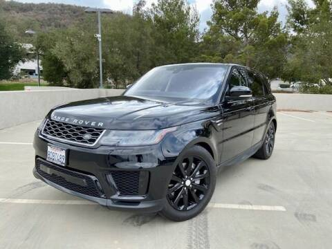 2018 Land Rover Range Rover Sport for sale at Allen Motors, Inc. in Thousand Oaks CA