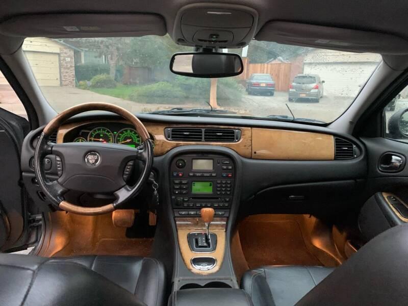 2006 Jaguar S-Type 3.0 4dr Sedan - Fremont CA