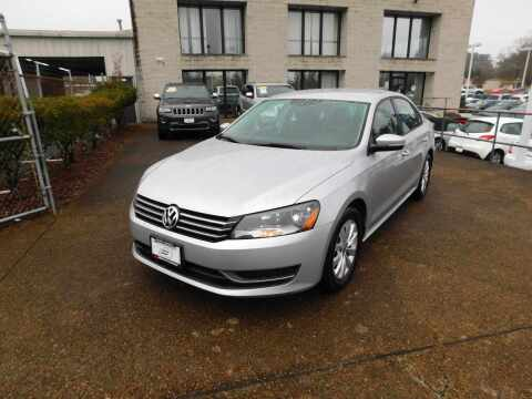 2015 Volkswagen Passat for sale at Paniagua Auto Mall in Dalton GA
