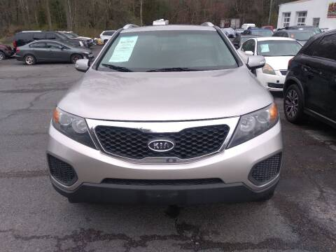 2012 Kia Sorento for sale at 390 Auto Group in Cresco PA