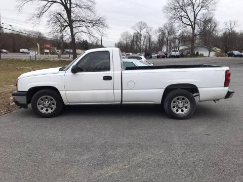 2007 Chevrolet Silverado 1500 Classic for sale at Noble PreOwned Auto Sales in Martinsburg WV