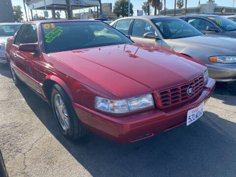 2001 Cadillac Eldorado for sale at North County Auto in Oceanside CA