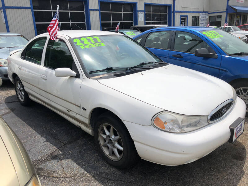 1999 Ford Contour for sale at Klein on Vine in Cincinnati OH
