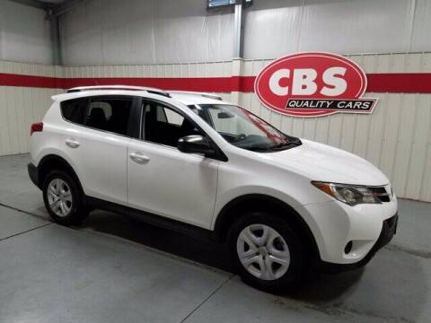 2015 Toyota RAV4 for sale at CBS Quality Cars in Durham NC