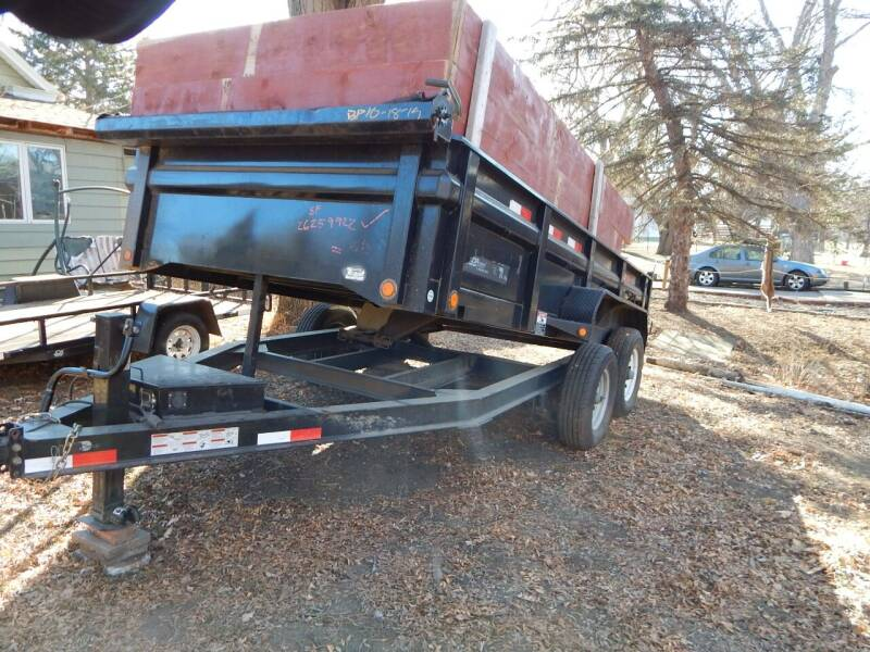 2018 Load Trail DT-14 for sale at S & M Auto Sales in Centerville SD