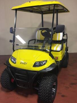 2019 Ziggy Lifted 4 Passenger for sale at ADVENTURE GOLF CARS in Southlake TX