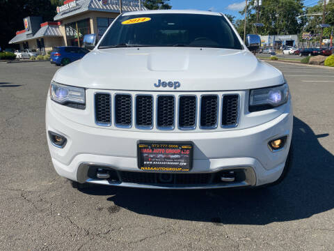 2014 Jeep Grand Cherokee for sale at Nasa Auto Group LLC in Passaic NJ