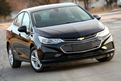 2018 Chevrolet Cruze for sale at P M Auto Gallery in De Soto KS