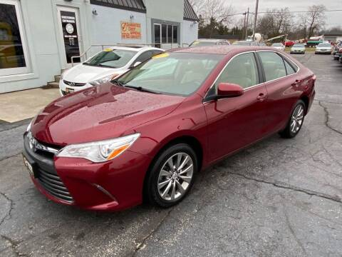 2017 Toyota Camry for sale at Huggins Auto Sales in Ottawa OH