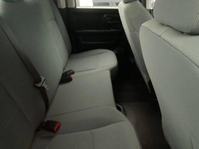 2016 RAM Ram Pickup 1500 4x4 Express Fleet 4dr Quad Cab 6.3 ft. SB Pickup - Port Orange FL