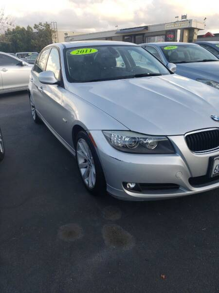 2011 BMW 3 Series for sale at Thomas Auto Sales in Manteca CA